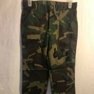 Other - YOUTH JUNIOR MILITARY PAINTBALL Pants